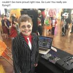 Want2DJ Lessons DJ Luis (10yrs)